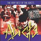 The Very Best of the Adicts by The Adicts (CD, Jun-1998, Anagram (UK))