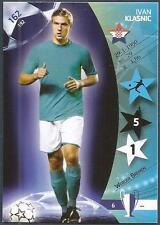 PANINI UEFA CHAMPIONS LEAGUE 2007- #162-WERDER BREMEN-IVAN KLASNIC