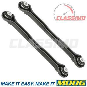 Moog-Rear-Lower-Track-Control-Arms-Pair-for-BMW-1-amp-3-SERIES-E81-E87-E90-E91-E92