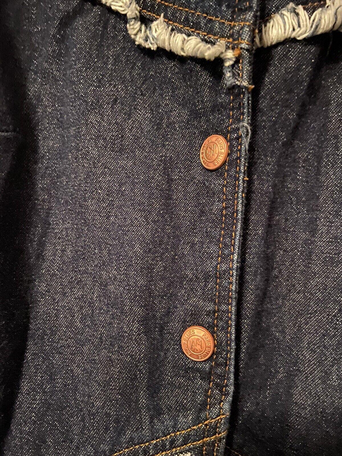 Paris Blues Originals Denim Dress Small Cotton Sn… - image 4