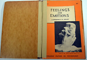 Vintage-1954-Book-Feeling-And-Emotions-Human-Development-Child-Psychology