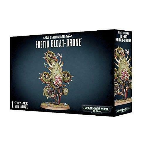 Games Workshop Warhammer 40K Foetid Bloat Drone GAW 43-54