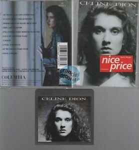 MINIDISC mini disc Celine Dion Unison