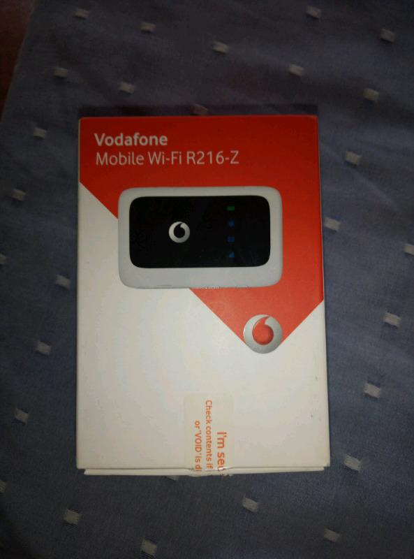 Vodafone Mobile WiFiR216-Z