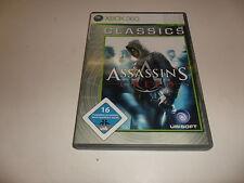 XBOX 360 ASSASSIN 'S CREED CLASSICS (3)