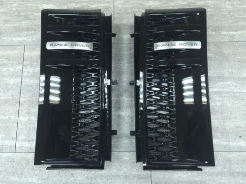 Performance Side Vent Grille For Range Rover L322 /'06-/'12 HST Limited Model SBK