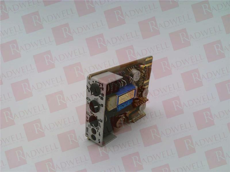 ASEA BROWN BOVERI RT5509A   RT5509A (USED TESTED CLEANED)
