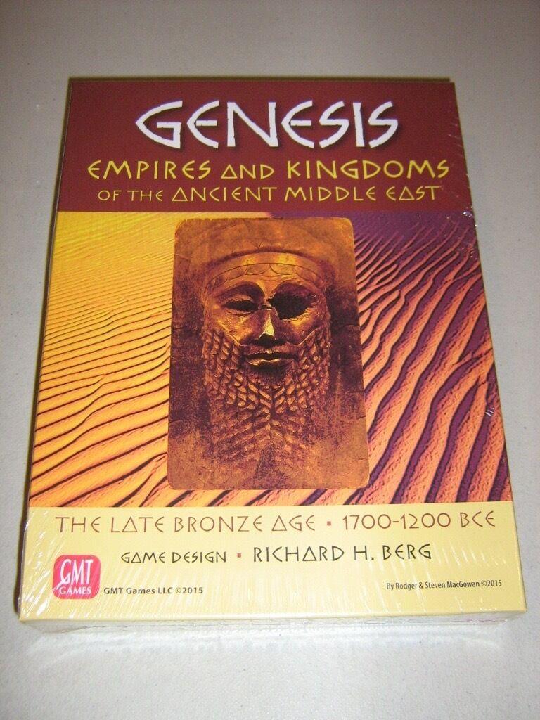 Genesis  imperien und reiche der alten nahen osten (neu)