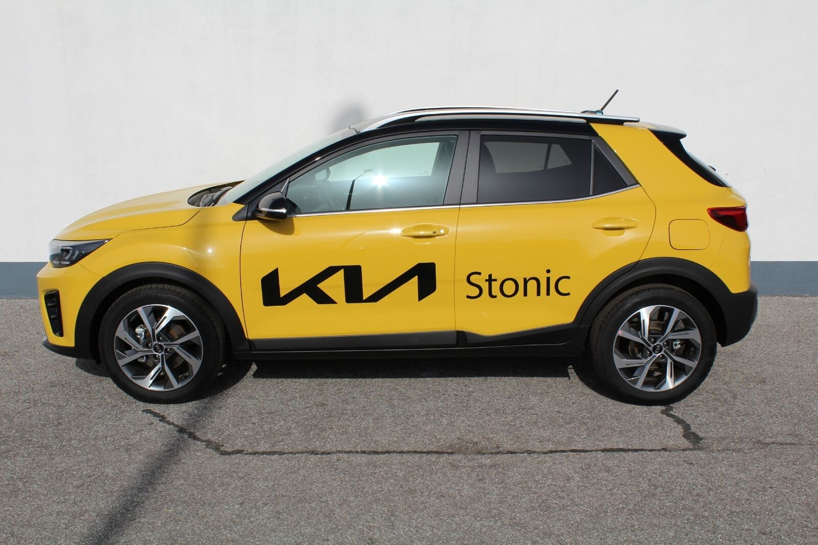 Kia Stonic 1,0 mHEV GT-Line DCT - billede 2