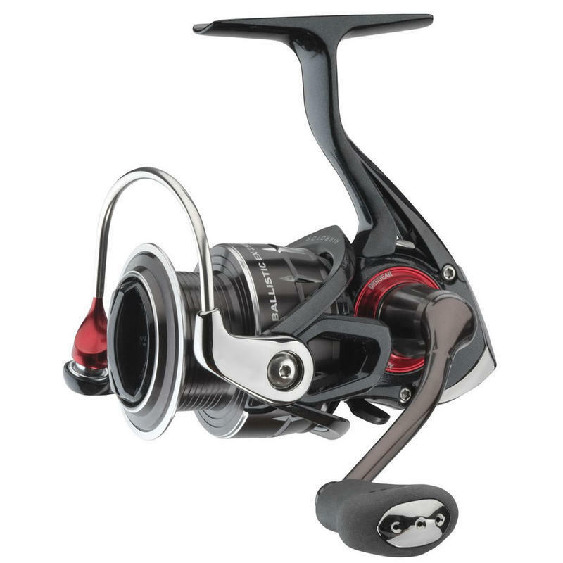 CLEARANCE DAIWA BALLISTIC EX2500H MAG SEALED ZAION BODIED FISHING REEL   your satisfaction is our target