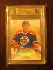 2015-16-Upper-Deck-Exquisite-Collection-Rookie-Gold-97-Connor-McDavid-RC-15-16