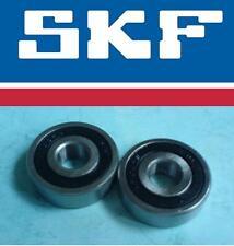2 Stk. SKF Miniaturlager Rillenkugellager Kugellager  608 2RSH / 2RS  8x22x7 mm