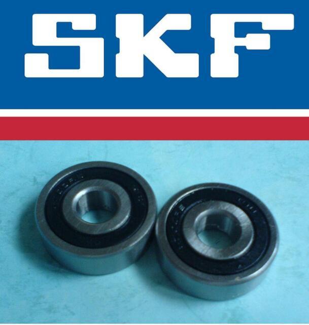 1 SKF Miniaturlager Rillenkugellager Kugellager 608 2RSH/C3 - 2RS C3  8x22x7 mm