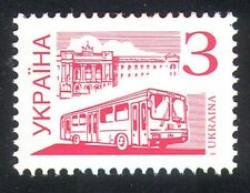 Ukraine 2006 (1995) City Bus/Public Transport/Coach/Motoring 1v (n24114a)