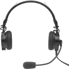 Telex Airman 850 ANR Headset - GA/Dual Plugs - Great for Pro Pilots - 301317-000