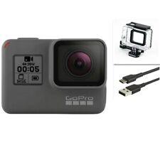 Refurbished GoPro HERO 5 Black Waterproof Action 4K Ultra HD Camera Touch Screen
