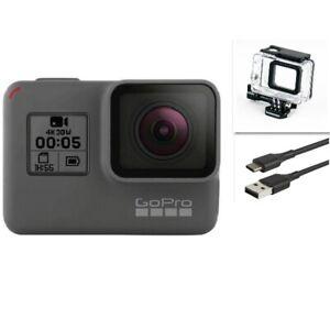 Refurbished-GoPro-HERO-5-Black-Waterproof-Action-4K-Ultra-HD-Camera-Touch-Screen