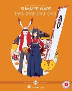 Hosoda-Collection-Estate-Wars-Edizione-per-Collezionisti-Blu-Ray-DVD-Nuovo