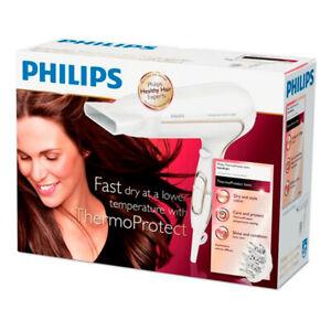 Asciugacapelli-Ionico-Professionale-Phon-Philips-ThermoProtect-2200W-Bianco
