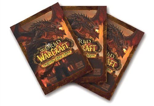 Cryptozoic Deathwing Card Deck Protector Sleeves 80ct WoW World of Warcraft