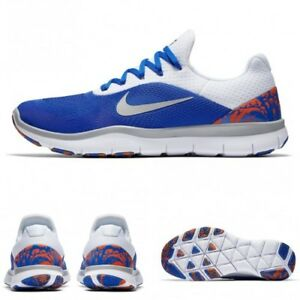 2cfd32196e1a8 Nike Free Trainer V7 Week Zero Florida Gators UF Men s Shoes AA0881 ...