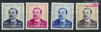 Neueste Kollektion Von Luxemburg 474-477 9256432 Buy One Give One Postfrisch 1950 Caritas kompl.ausg.