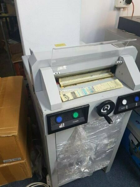 Electric Guillotines for sale New All sizes
