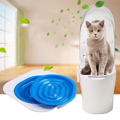 Cat Toilet Seat Train To Use Human Toilet Seat Cat Toilet