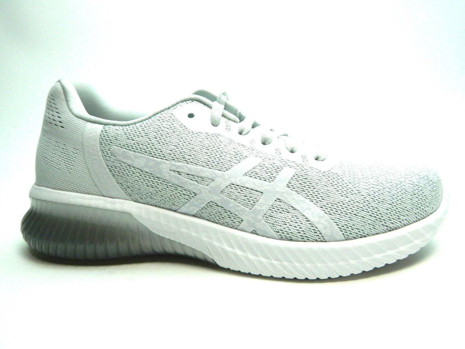 Asics Gel kenun kenun kenun T7C9N 0101 blancoo Glaciar verde Mujeres Zapatos Talla 6.5 a 8.5  selección larga