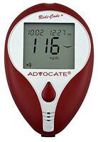 4 Pack Advocate Redi Code Plus Speaking Blood Glucose Monitoring Kit 1 Each