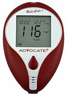 4 Pack Advocate Redi Code Plus Speaking Blood Glucose Monitoring Kit 1 Each on sale