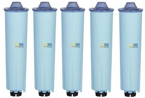 5 x filtre à eau Filtre Comme Jura Claris 67007 Blue Café vollautomaten ena3 ena5