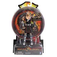 Mortal Kombat 9 Kano 6in Action Figure Jazwares Toys