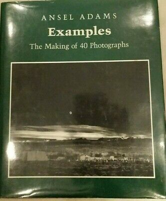 The Making of 40 Photographs Examples