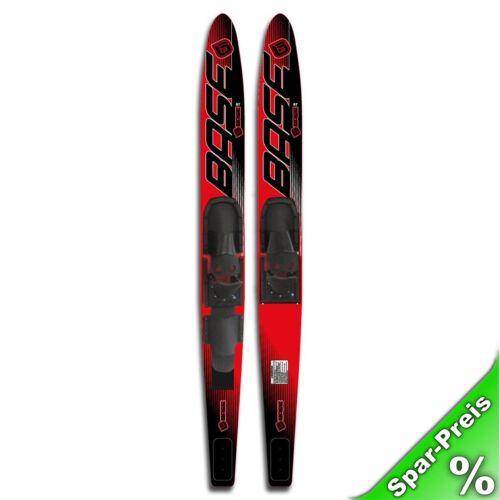 Base Sports Vapor Combo Ski Paarski Wasserski 67 170cm red