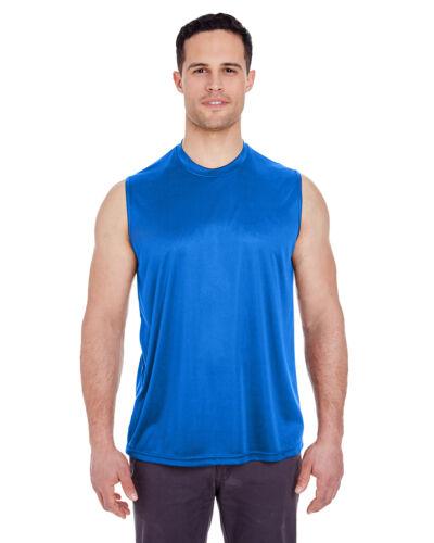 8419 UltraClub Adult Cool /& Dry Sport Performance Shooter Shirt