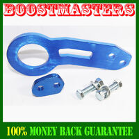 For 88-00 Honda Civic Integra Acura Tow Hook Rear Blue