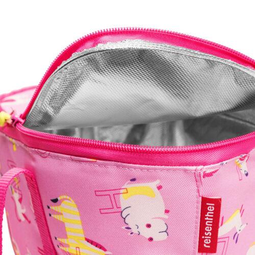 Reisenthel Coolerbag XS KIDS Sac à provisions Isolés Sac ABC friends Pink 4 L