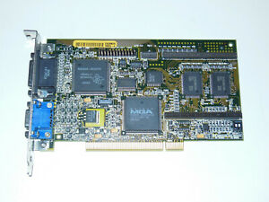 DRIVERS FOR MATROX GRAPHICS MILLENIUM PCI