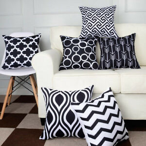 6PC-Set-Geometric-Cotton-Linen-Sofa-Cushion-Cover-Home-Decor-Throw-Pillow-Case