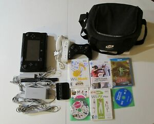Nintendo Wii U Deluxe Bundle: Games, Accessories, and more! Authentic & tested!