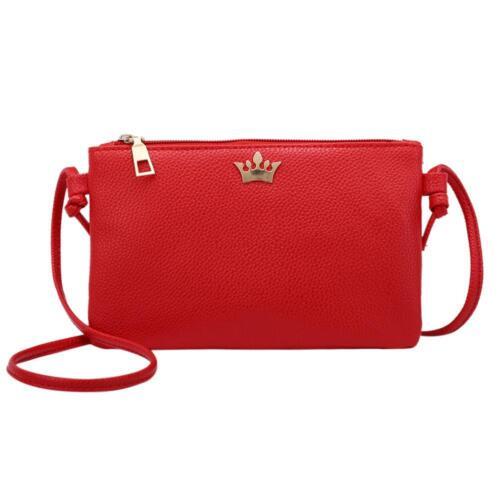 Women Vintage Handbag Small Mini  Messenger Shoulder Bag Satchel Tote Purse Bags