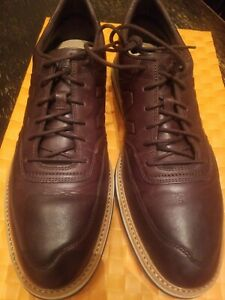 lowest price nice cheap affordable price Details about New Balance Men 1100 FULL Grain Leather, Sz 14 (D) Brown- New!