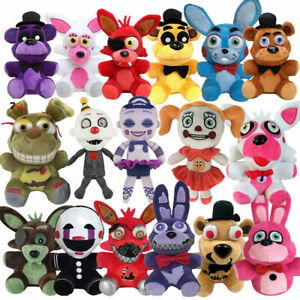 Five-Nights-at-Freddy-039-s-FNAF-Horror-Game-Kid-Plushie-Toy-Plush-Dolls-Gift-UK