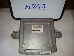 05-TOYOTA-PRIUS-HYBRID-89981-47123-ECU-ECM-COMPUTER-BRAIN-ENGINE-CONTROL-MODULE