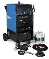 Miller Syncrowave 350 Lx Tig Welder With 3x (951623) on Sale
