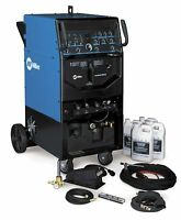 Miller Syncrowave 350 Lx Tig Welder With 3x (951623)