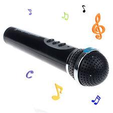 Mädchen Jungen Mikrofon Mic Karaoke Singen Lustiges Musik-Spielzeug für Kinder