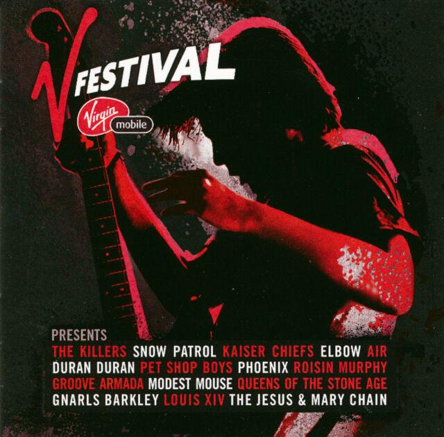 V Festival Presents - Various Artists         *** BRAND NEW CD ***