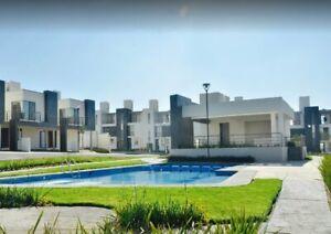 Venta casa residencial del parque Queretaro